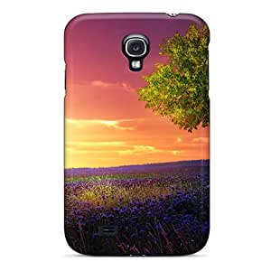 New Xjk9246gzhR The_birth_of_spring Tpu Cover Case For Galaxy S4