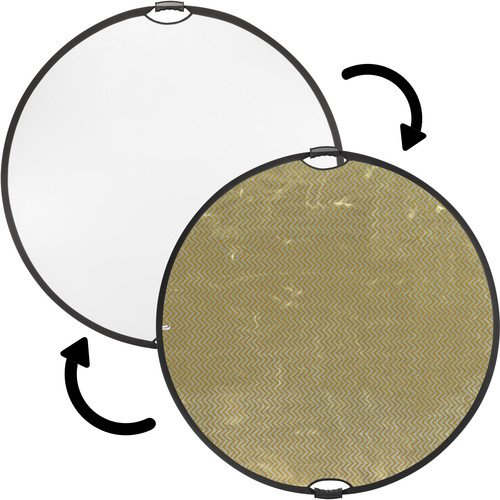 Impact Circular Collapsible Reflector with Handles (42