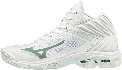 zapatillas mizuno blancas blancas