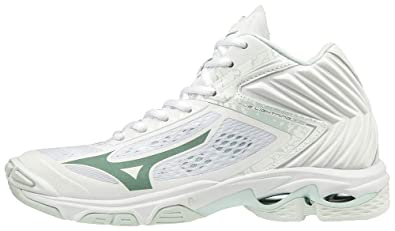 mizuno womens volleyball shoes size 8 x 1 nm kick hackeador