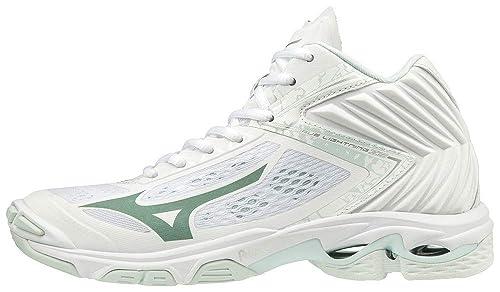 Mizuno - Zapatillas de Voleibol de Sintético para Mujer: Amazon.es: Zapatos y complementos
