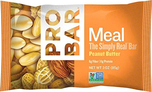 ProBar Meal Bar: Peanut Butter, Box of 12