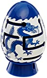 BLUE DRAGON  2-Layer Smart Egg Labyrinth Puzzle (Challenging)
