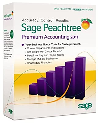 Sage Peachtree Premium Accounting 2011 [OLD VERSION]