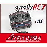 IKARUS RC-FlightController mit USB-Anschluss für Win und Mac