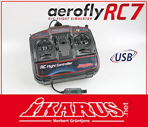 Heli Controller - USB Flight Controller for aeroflyRC7