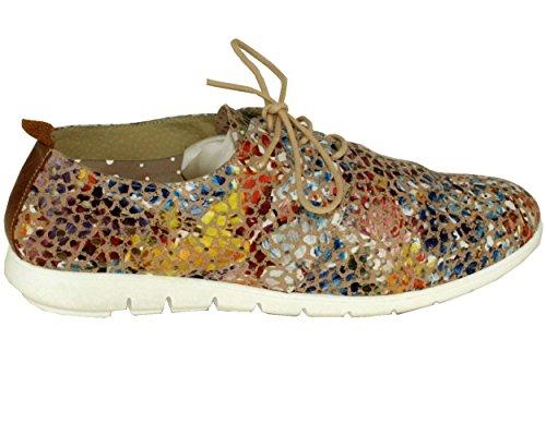 Folie's Cordones de de Zapatos Piel Mujer Lisa An7AZfPxqw