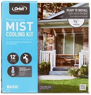 Amazon com: Orbit 20066 Portable 1/4-Inch Outdoor Mist