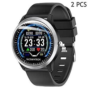 ACZZ Smart Watch, Sports Fitness Tracker con monitor de ...