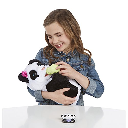 FurReal Friends Pom Pom My Baby Panda Pet by FurReal (Image #5)