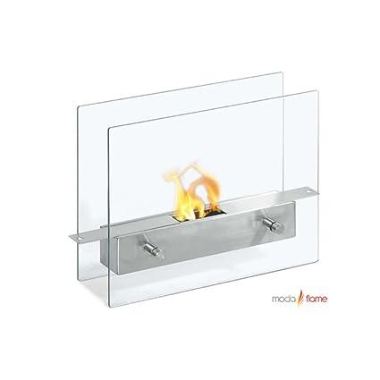 Amazoncom Moda Flame Ibiza Ventless Tabletop Bio Ethanol Fireplace