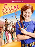 An American Girl: Saige Paints the Sky