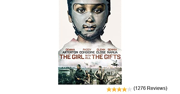 Amazon.com: The Girl With All the Gifts: Gemma Arterton, Paddy ...