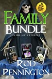 Family Bundle -- The Fire and Ice Trilogy (The First Three Charon Family Adventures)
