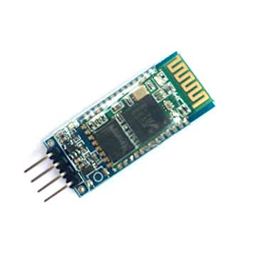 Bobury Hc 06 Esclavo Wireless Bluetooth Transceiver Módulo Maestro Rf Serial Para Arduino