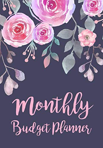 Monthly Budget Planner: Expense Finance Budget By A Year Monthly Weekly & Daily Bill Budgeting Planner And Organizer Tracker Workbook Journal | Blue ... Business Money Notebook Planning Worksheets) (Personal Year Planner)