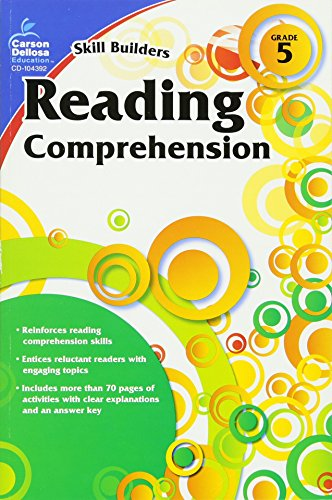 Reading Comprehension, Grade 5 (Skill Builders) - Main Idea Comprehension Book