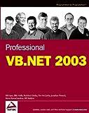 Professional VB.NET 2003 Pdf