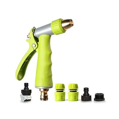 8HAOWENJU Pistolet à eau à haute pression pour lave-auto, arrosage des fleurs, conduite d'eau, tuyau, combinaison de voiture Produits de haute qualité (Size : 0m) Bricolage