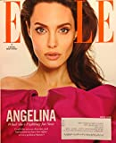 Elle Magazine (March, 2018) Angelina Jolie Cover