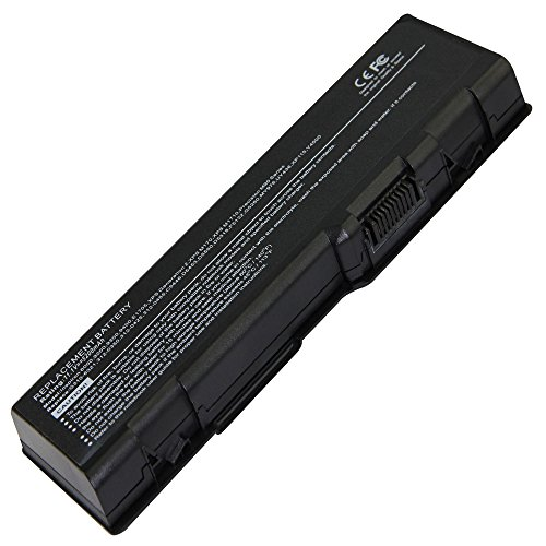 Selectec 11.1V Brand New Hi-quality Laptop Notebook Battery for DELL Inspiron 6000 E1705 9200 9300 9400 310-6321 310-6322 312-0349 312-0350 312-0425 312-0339 312-0340 312-0348 G5260 G5266 C5447 C5974 F5635 U4873 D5318