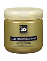 Roc Daily Resurfacing Disks, Skin-Conditioning Cleanser, 28 C...