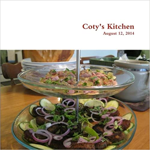 Book Coty's Kitchen, 2nd edition