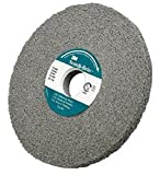 Scotch-Brite(TM) EXL Non-Woven Deburring Wheel, Silicon Carbide, 6000 RPM, 6 Inch x 1/2 Inch x 1 Inch, 8S Fine Grit (Pack of 1)
