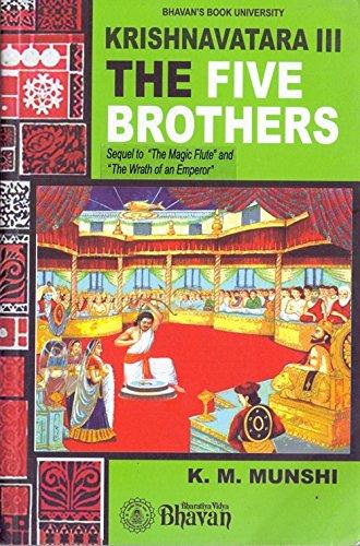 Krishnavatara III The Five Brothers