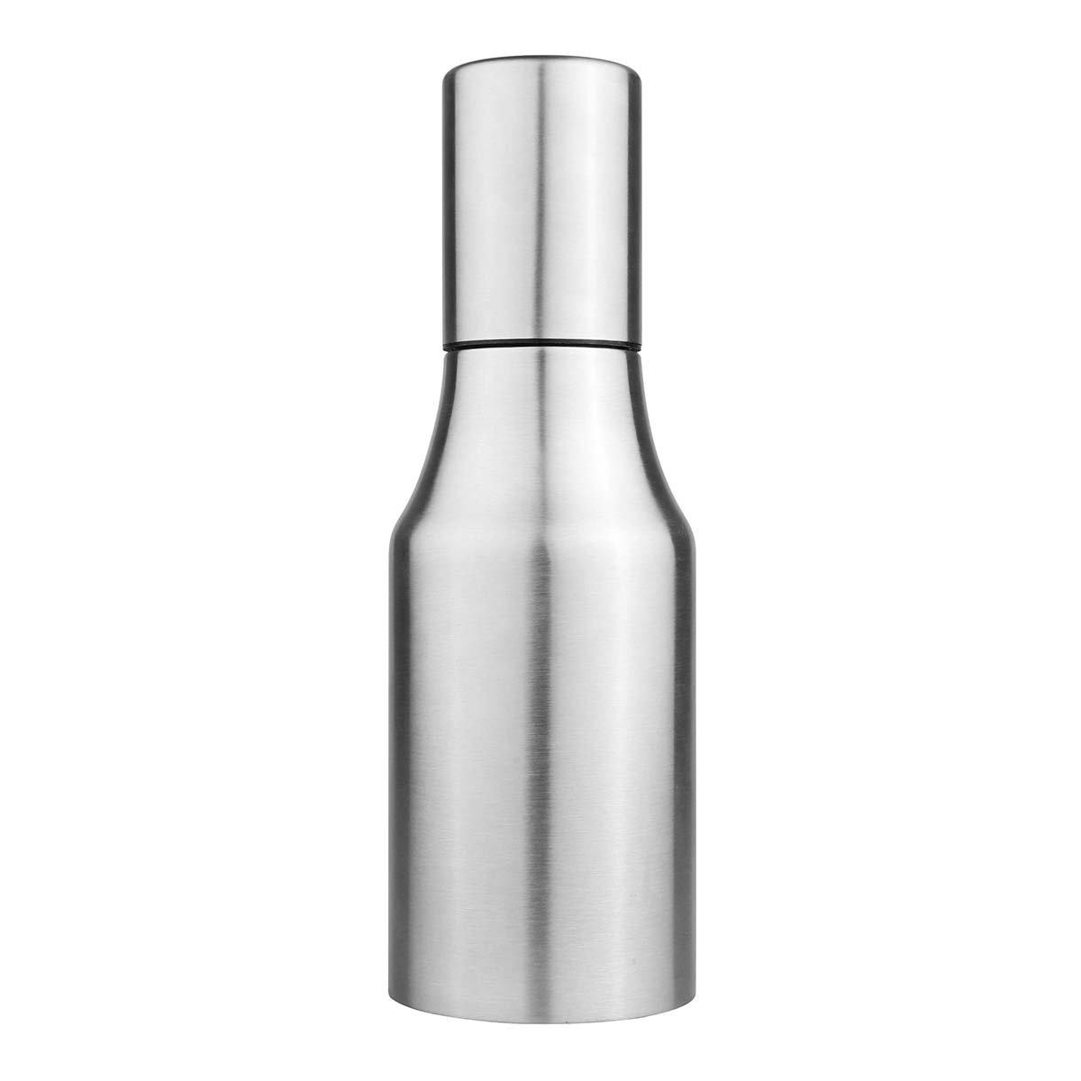 Compra TiooDre Acero 500 ml/17 oz de Acero a Prueba de Fugas dispensador de Aceite de la Botella de Aceite Crisol para Aceite de Oliva Vinagre Salsa de ...