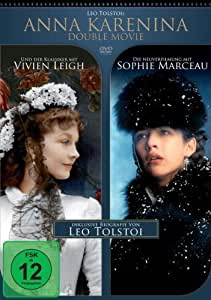 ANNA KARENINA - Double Movie mit Vivien Leigh & Sophie