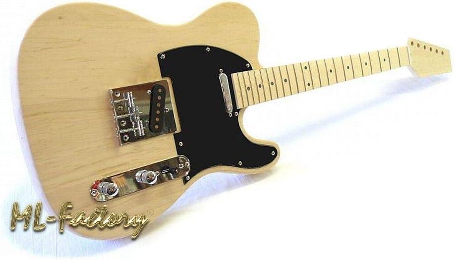 Guitarra Eléctrica/Guitar DIY Kit ML-Factory® MLT Ash without ...