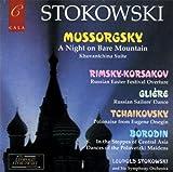 Mussorgsky: A Night on Bare Mountain; Rimsky-Korsakov: Russian Easter Festival (2007-09-18)