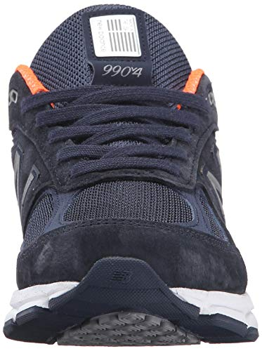 Da Nero Shoe New Run us Corsa w Frauen Donna W990v4 Navy Scarpe Balance wqtYtx61z