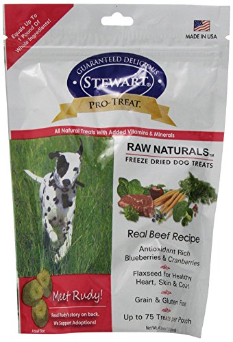 Pro-Treat Raw Naturals Freeze Dried  Dog Training (Pro Treat Liver)