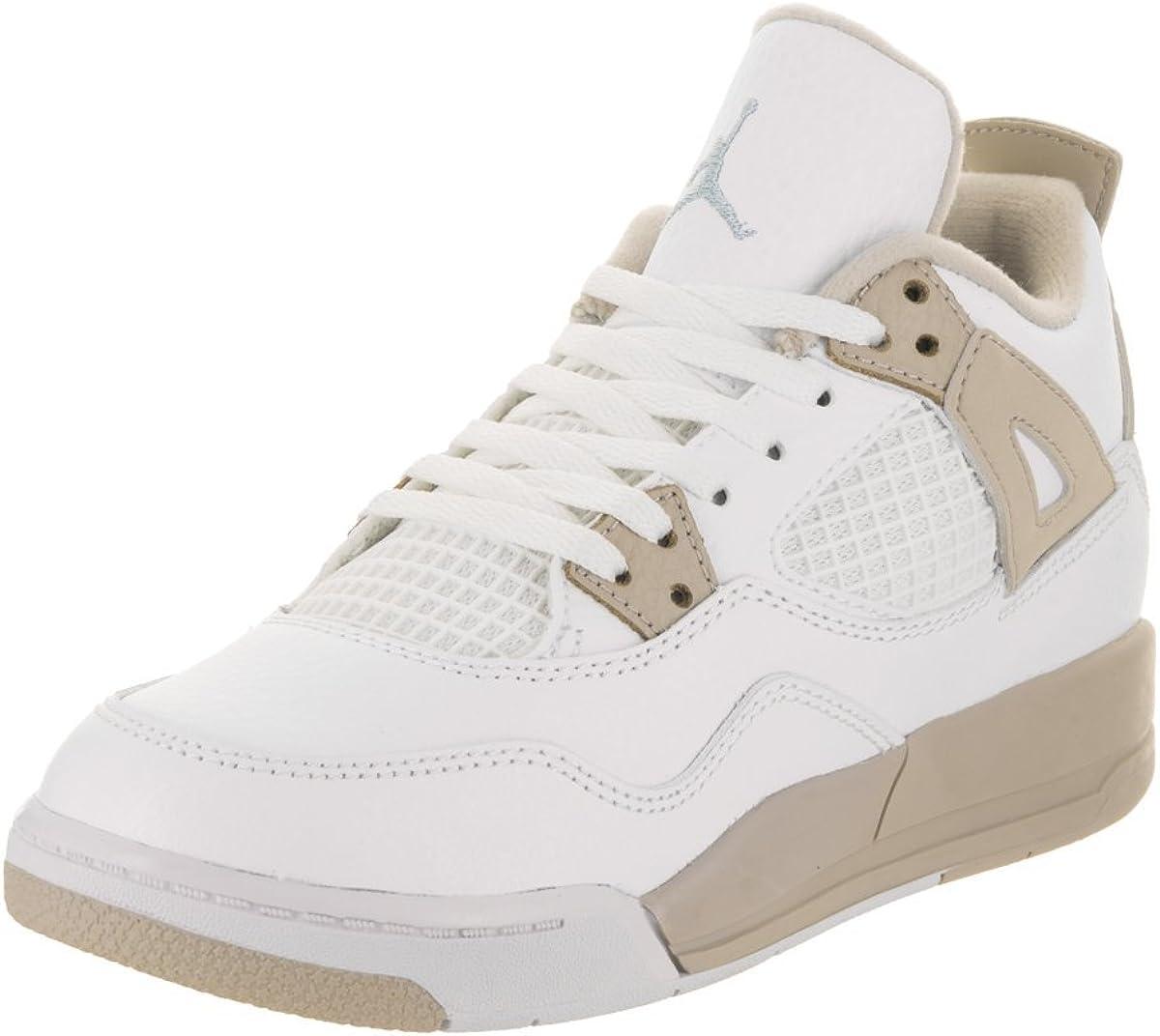 Jordan 4 Retro GP Little Kid's Shoes