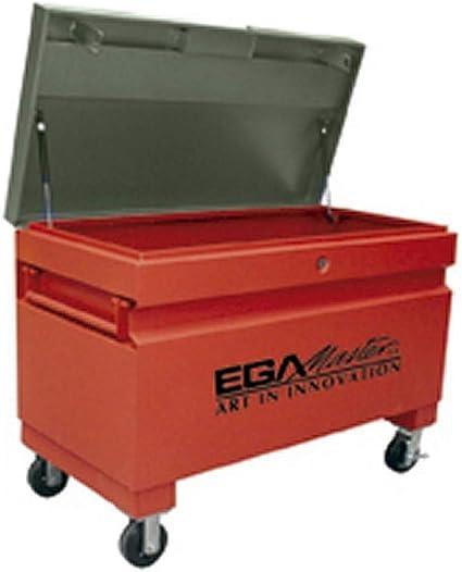 Egamaster - Arcon metalico 1220x615x720mm con ruedas: Amazon.es: Bricolaje y herramientas