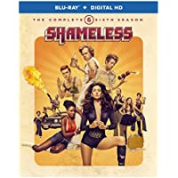 Shameless: The Complete Sixth Season on Blu-ray