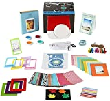 Fujifilm Instax Mini 9 or Mini 8/ 8+ Instant Camera Accessories, 14 PC Kit Includes Pokémon Case, Fujifilm Albums, Filters, Selfie lens, Magnet Frames, Hanging + Creative Frames, stickers + Gift Box