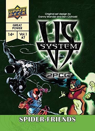 VS System: 2PCG Spider Friends [並行輸入品] B07SFSRB5S