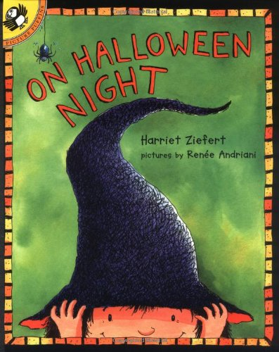 On Halloween Night (Picture Puffin Books)