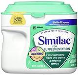 Similac for Supplementation Infant Formula With Iron- Powder - 23.2 oz