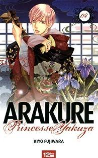 Arakure, Tome 4 par Kiyo Fujiwara