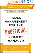#5: Project Management for the Unofficial Project Manager: A FranklinCovey Title