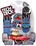 Tech Deck TOY MACHINE Series 5 Blue Alien Ultra