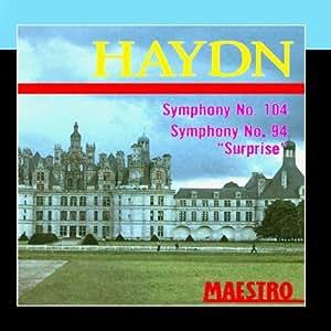 "Haydn: Symphony No. 104 & Symphony No. 94, ""Surprise"""