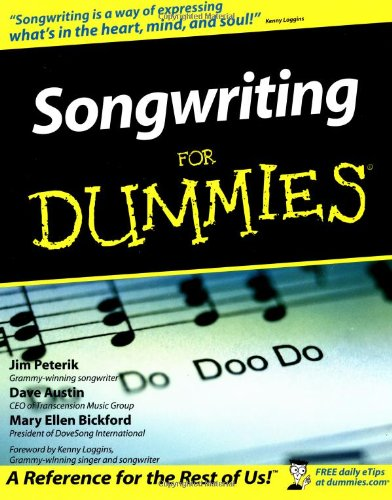 Read Online Songwriting For Dummies? pdf