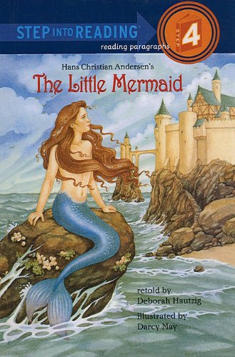 The Little Mermaid (Step Into Reading: A Step 4 Book (Pb)) (Step Into Reading Little Mermaid)