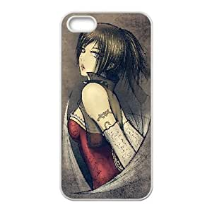 Tattooed Girl Artistic iPhone5s Cell Phone Case White gift pp001_9456370