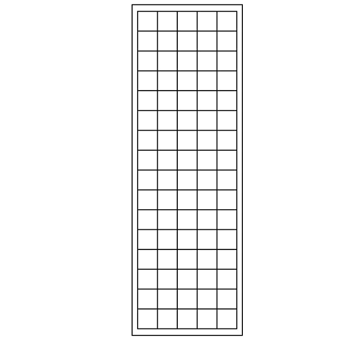 Kokuyo strong magnet sheet japan import single-sided pressure-sensitive adhesive with 300 x 100 x 1.0mm 1 piece of macro-S345